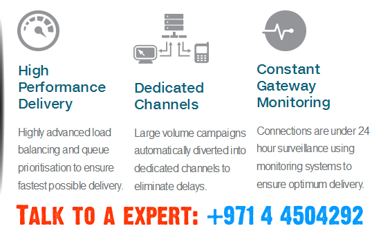 Talk to a SMS expert, call us: +97144504292